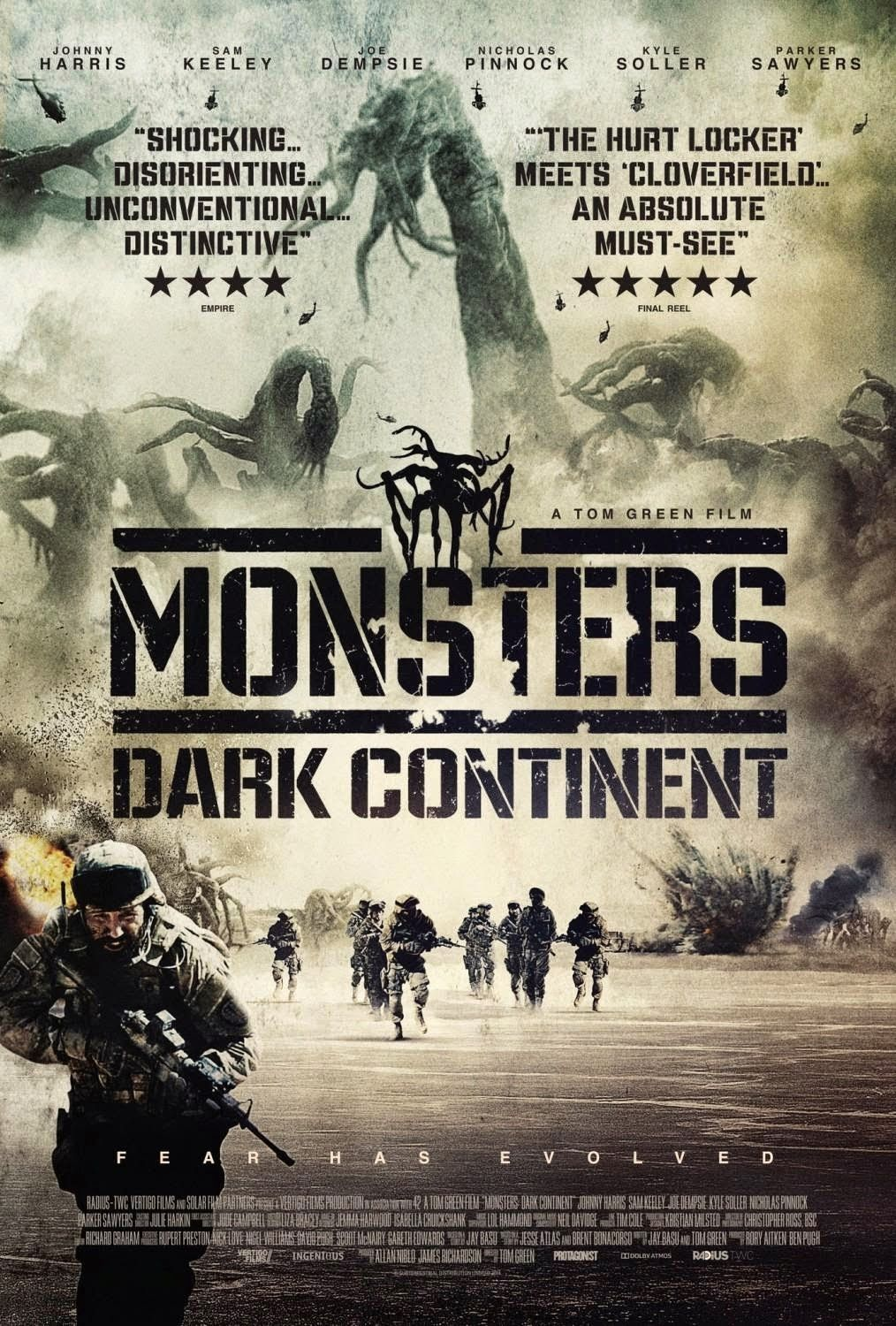 Download Full HD Movie Free: Monsters Dark Continent (2015)
