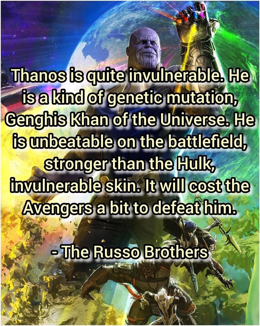 Except Y All Are Completely Ignoring The Fact That Drax Was Created To Defeat Thanos Previous Pinner Superhero Facts Marvel Memes Comic Book Quotes
