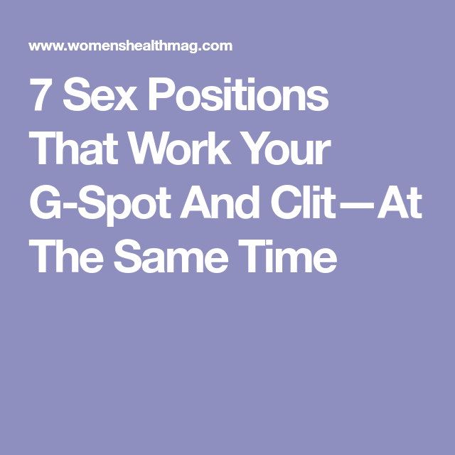 Sex positions for g spot Nude Photos 69