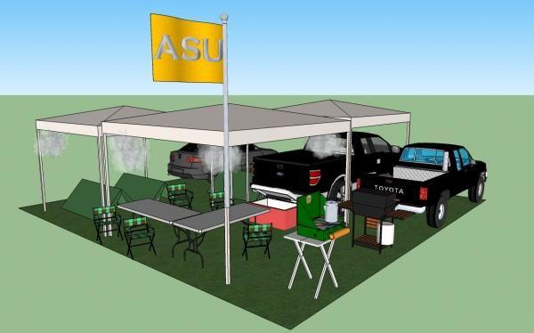 Coachella Car-Camping Setups   Best Campsite Setup