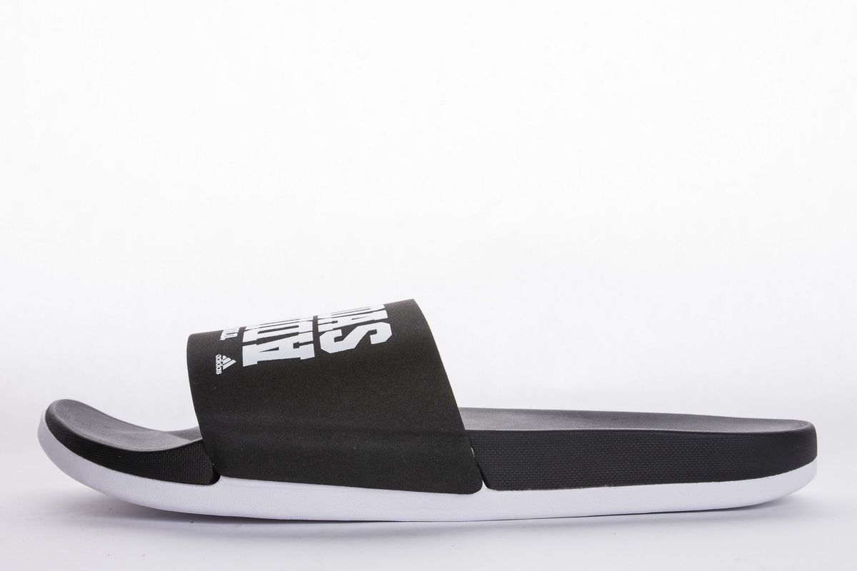 Adidas Adilette CF+ Campus BY2615 Black White Slide1