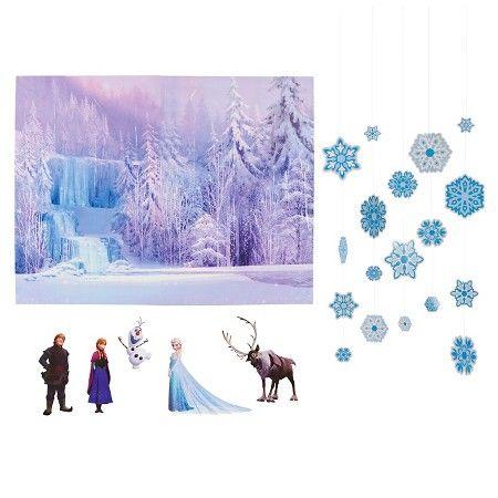 Frozen Party Decorating Kit Target Frozen Birthday Decorations