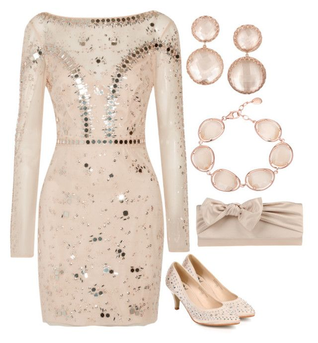 """""""Let The Festivities Begin #35"""" by mscody ❤ liked on Polyvore featuring Temperley London, Wild Rose, J. Furmani, La Preciosa and Larkspur & Hawk"""