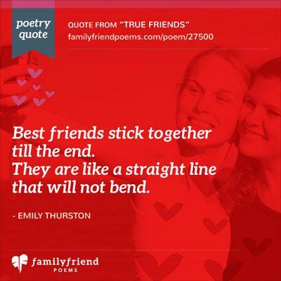 Short Friendship Poems What A Concept! Short