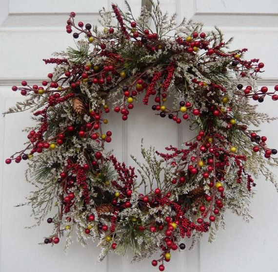 The Most Elegant Christmas Wreaths That You Can Buy Online ...