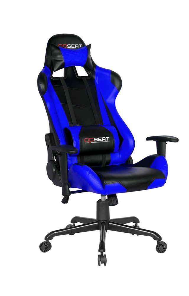 Master Blue Gaming Chair Opseat In 2020 Living Room Chairs Gaming Chair Furniture Design Living Room