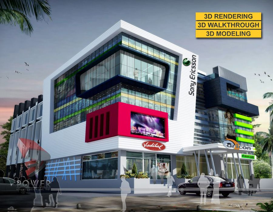 Pin By Sienna Kuo On Amazing Shopping Mall Renders Commercial Building Plans Shopping Mall Shop Front Design