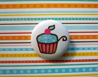 Mondo Lirondo: Chapas Cupcakes