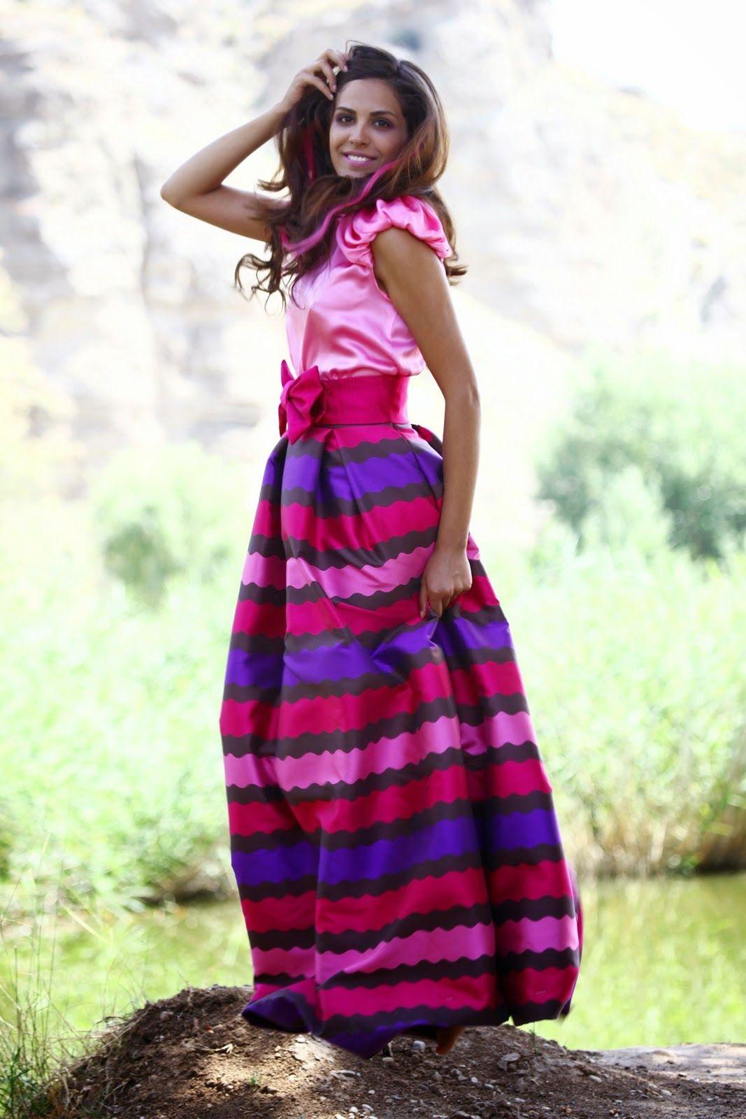 Faldas abullonadas para novias e invitadas (QUIERO UNA BODA PERFECTA ...