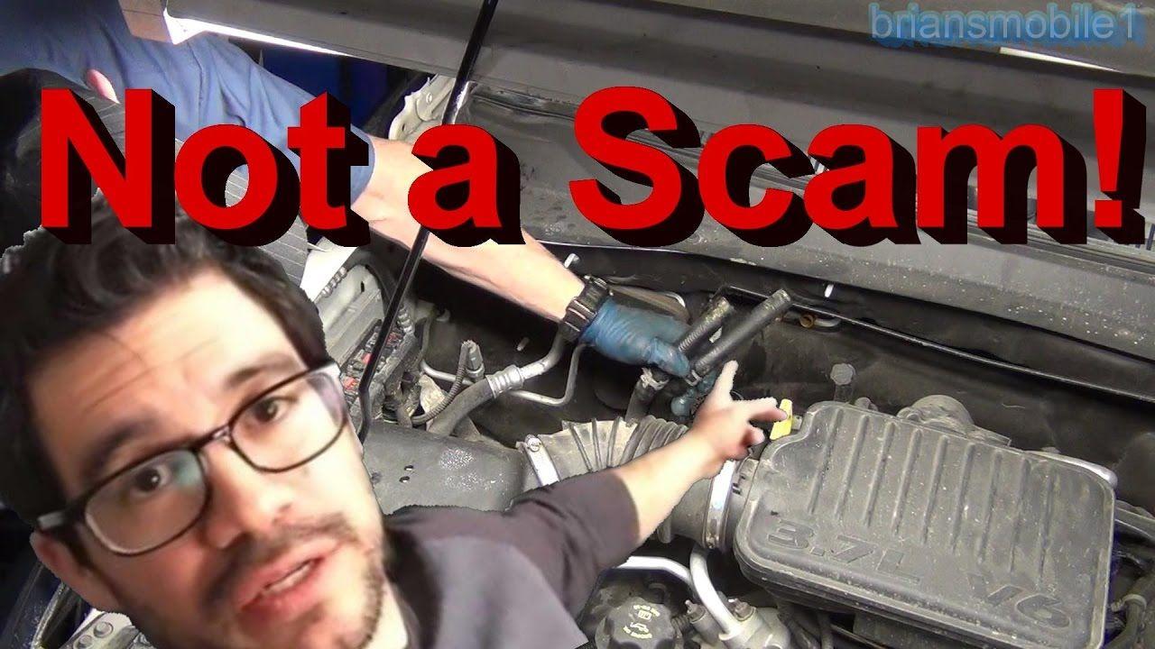 Cheap Car Heater Fix at Home Radiator stop leak, Cheap