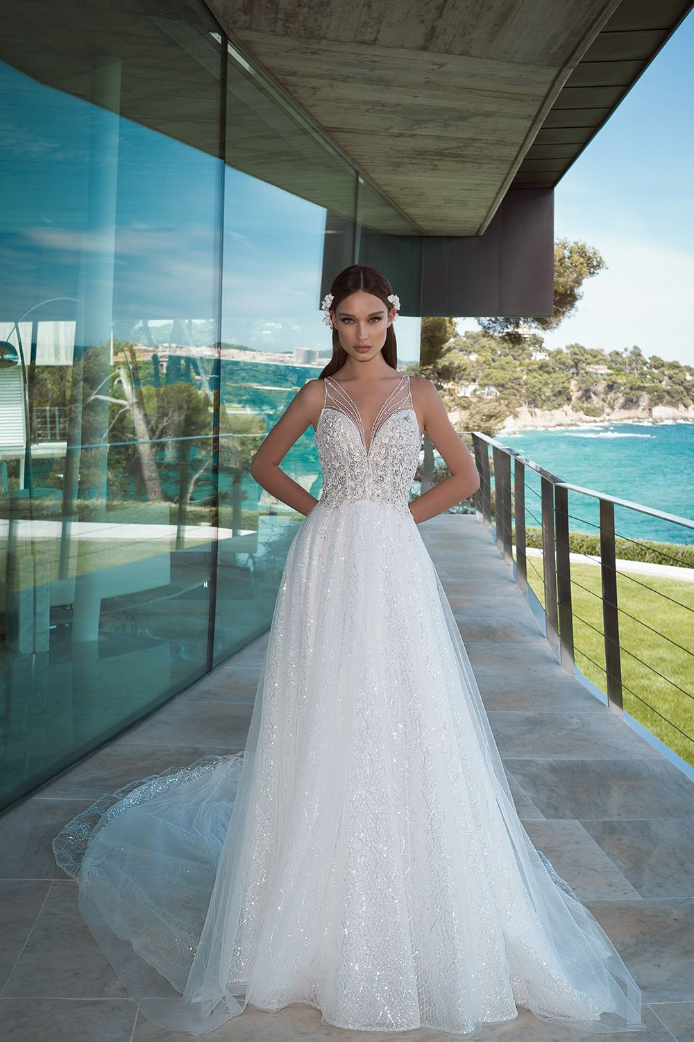 e3641593efe90 Crystal Design – The Icon 2019 Collection – MONDO BRIDAL – Wedding Ideas,  Planning & Inspiration – The International Bride