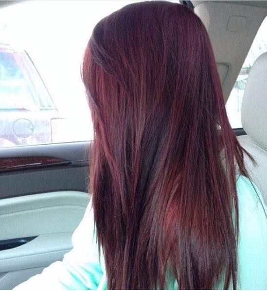 14 Wonderful Dark Colored Hairstyles | to grow it, cut it ...