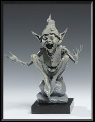 David Goode - Bronze Sculpture. My grandma would love these sooo much. Their faces are just great.