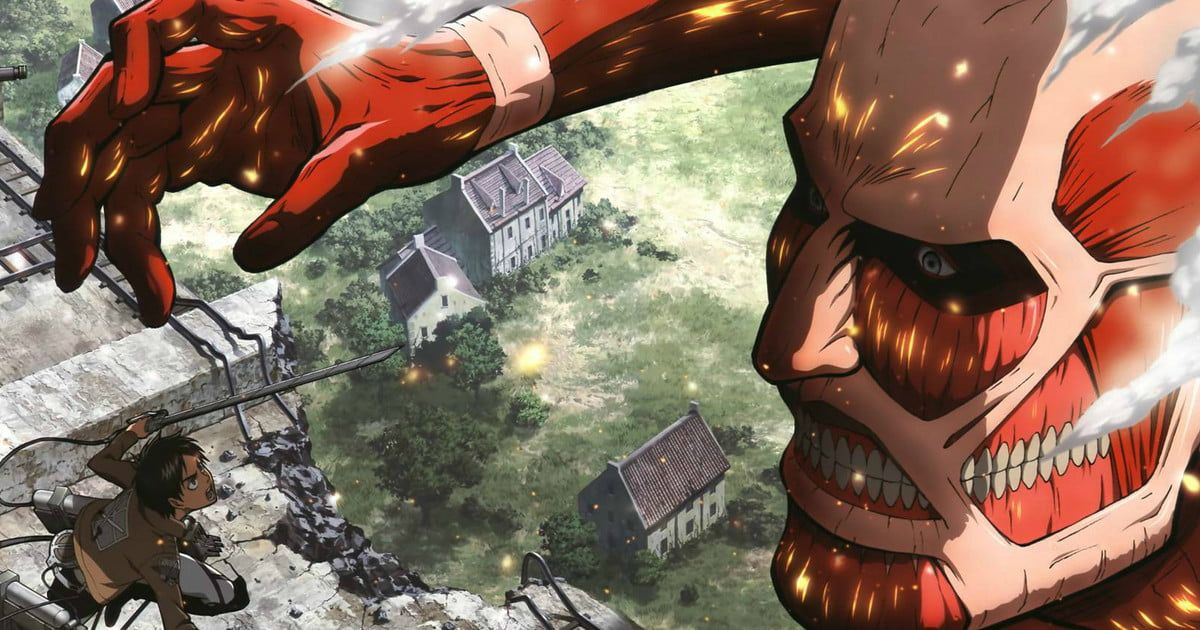 It Director Developing Live Action Attack On Titan Movie Franchise Digital Trends Attack On Titan Season Attack On Titan Game Attack On Titan