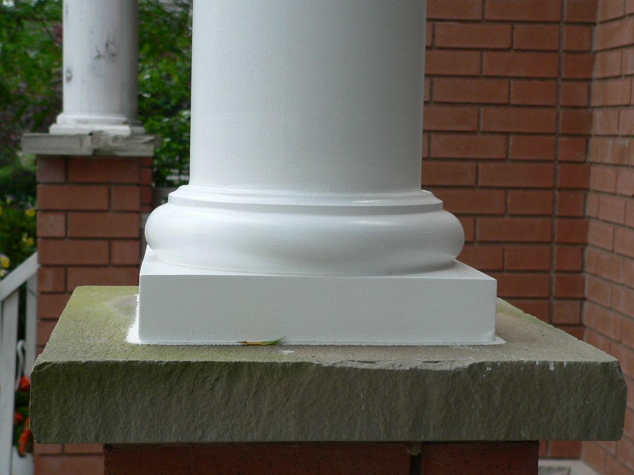 Capitals Bases Fiberglass Columns Square Columns Wood Columns