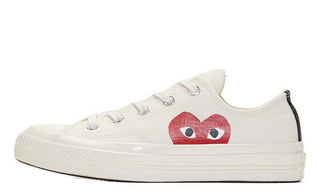 Latest Comme des Garçons x Converse Gets Release… Sneaker