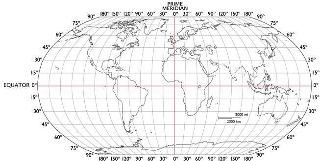 latmapjpg 653330 coordonnees Pinterest Geography