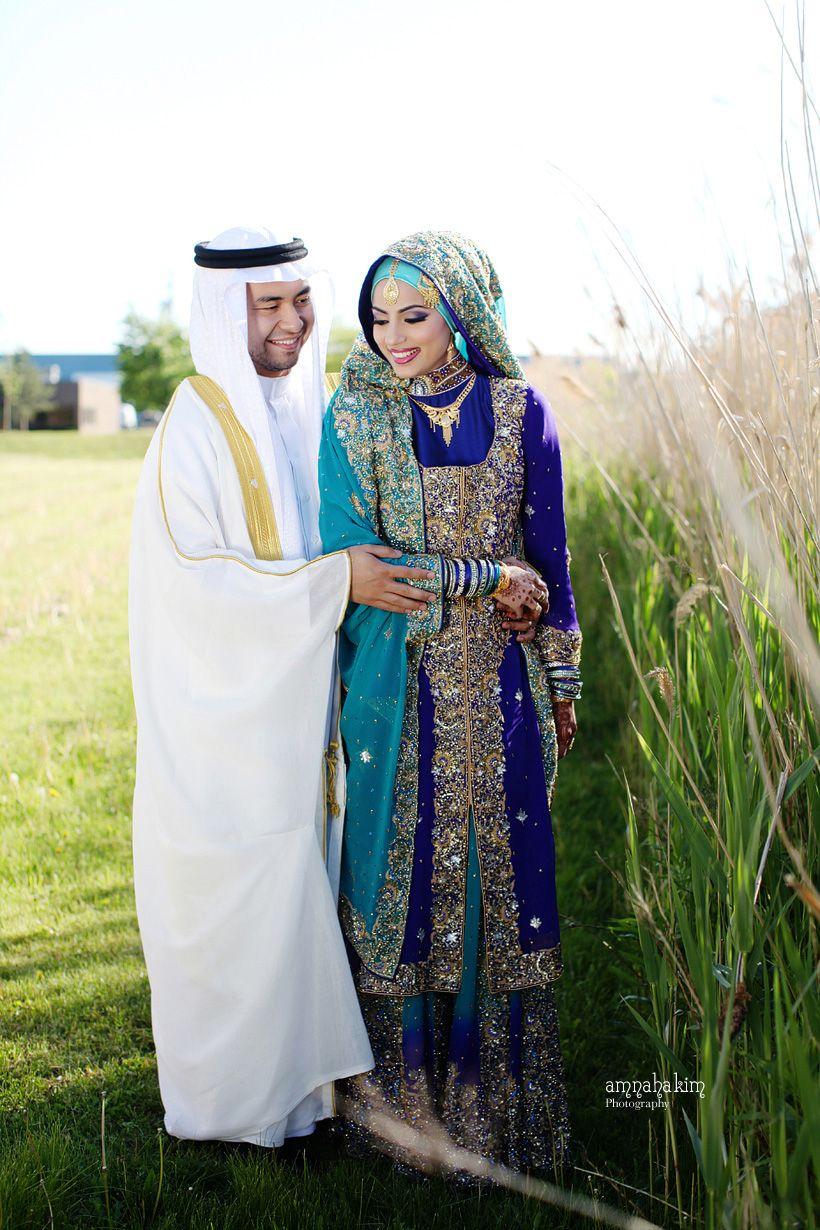 Asma and Mohammad\'s Arab-Indian Fusion ValimaAmna Hakim Photography ...