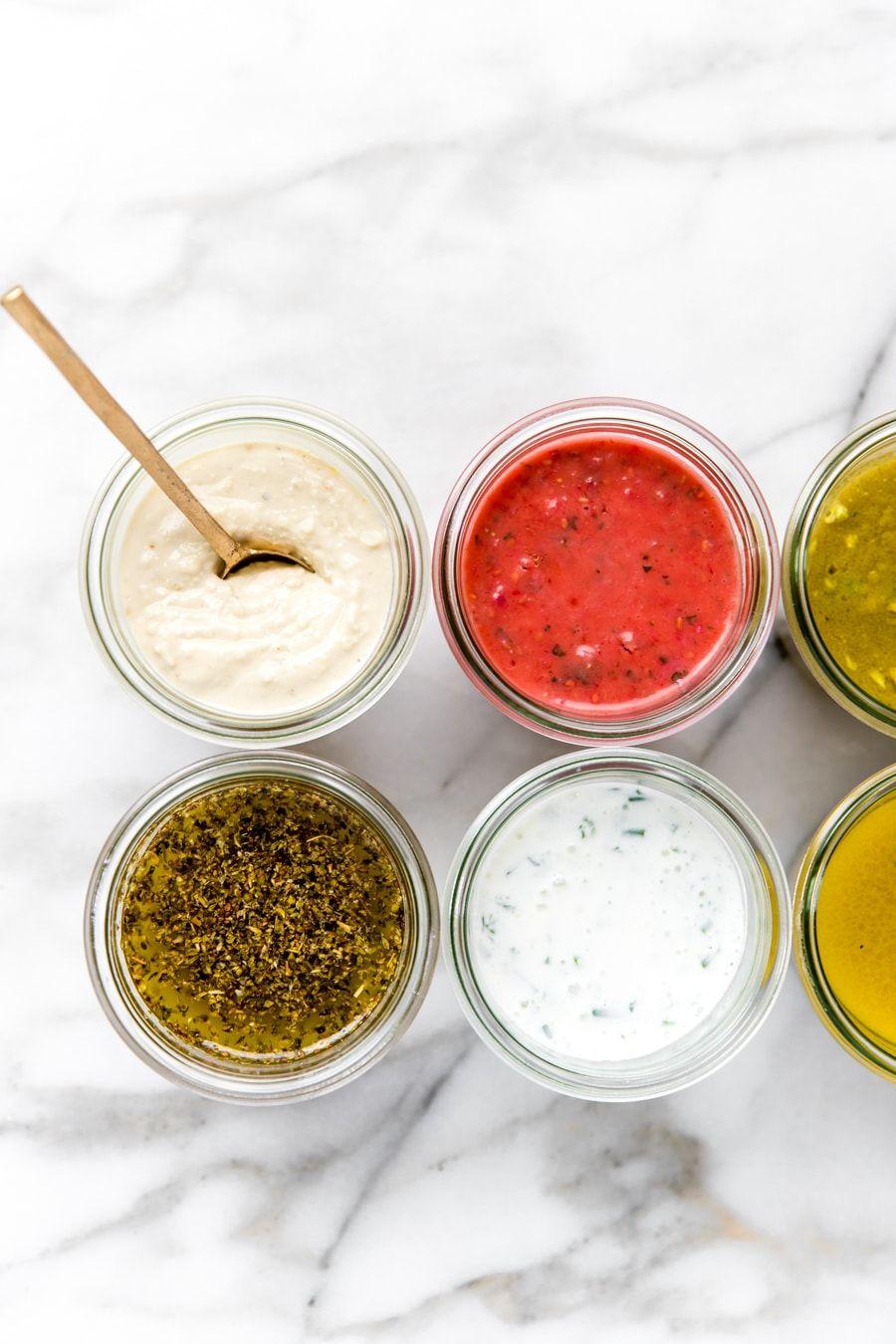 6 Staple Summer Salad Dressings You Ll Actually Love Kroll S Korner Recipe In 2021 Summer Salads Sweet Potato Breakfast Homemade Salads [ 1350 x 900 Pixel ]