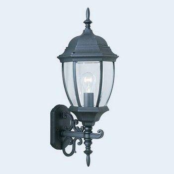 Thomas Lighting Sl9132 7 Covington Outdoor Wall Lantern In Black By Thomas Lighting 29 41 Sl91327 Fe Black Outdoor Wall Lights Outdoor Sconces Outdoor Walls