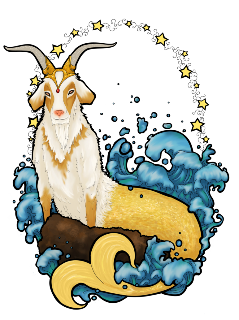 Картинки козерог знак зодиака