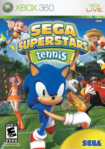 Sega Superstars Tennis Xbox 360 For More Information Visit Image Link It Is Amazon Affiliate Link Newjersey Sega Sega Video Games Xbox