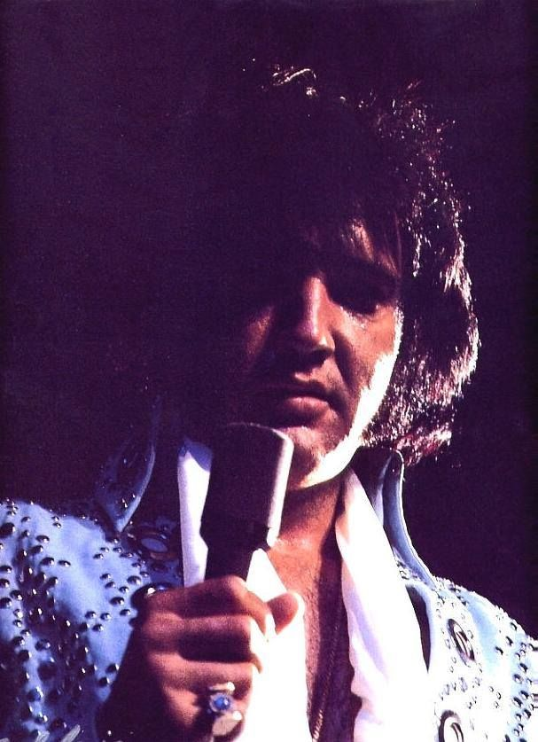 April 12, 1972 – Elvis performed at the Fair Grounds Coliseum, Indianapolis, Indiana.