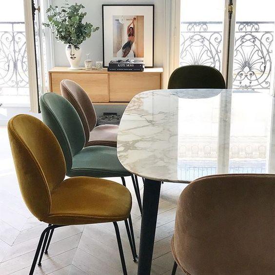 Un sublime appartement parisien