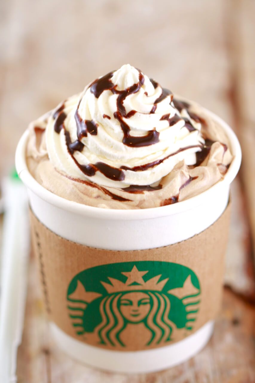 Starbucks mocha frappuccino ice cream no machine recipe starbucks frappuccino ice cream no ice cream machine needed to make this delicious homemade ice ccuart Image collections