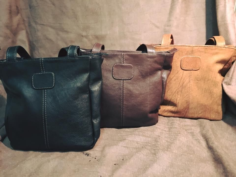 Genuine Leather Handbags Handcrafted By A Community Project In Ga Rankuwa Township North Of Pretoria
