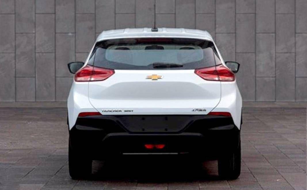 Esta E A Nova Geracao Do Chevrolet Tracker Que Chega Em 2020 Chevrolet Orlando Suv Brasil