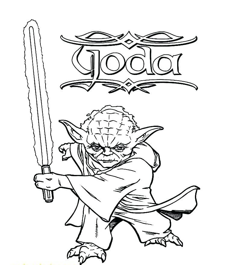 Angry Birds Star Wars Coloring Pages Yoda Check More At Prinzewilson