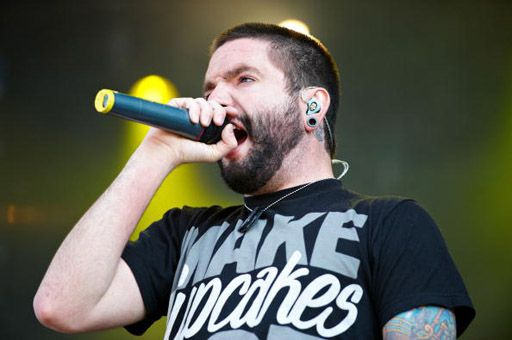 A Day To Remember Singing