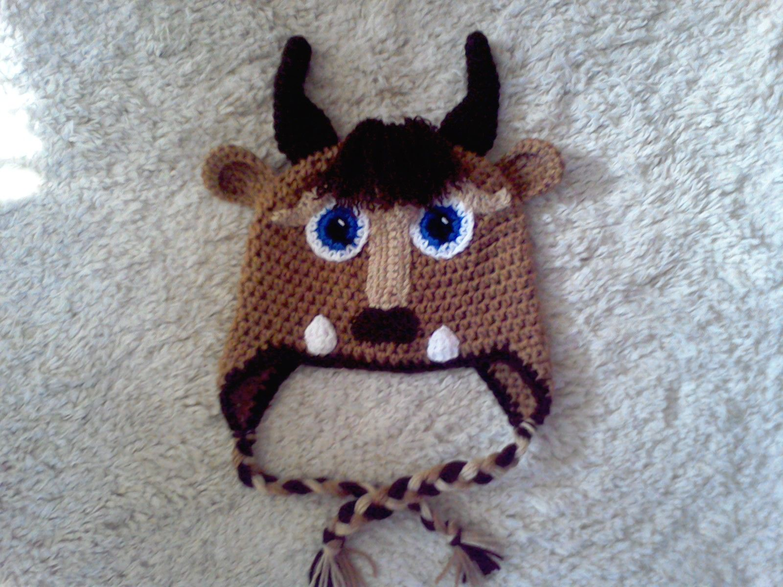The Beast (Beauty and the Beast) | crochet | Pinterest | Capuchas ...