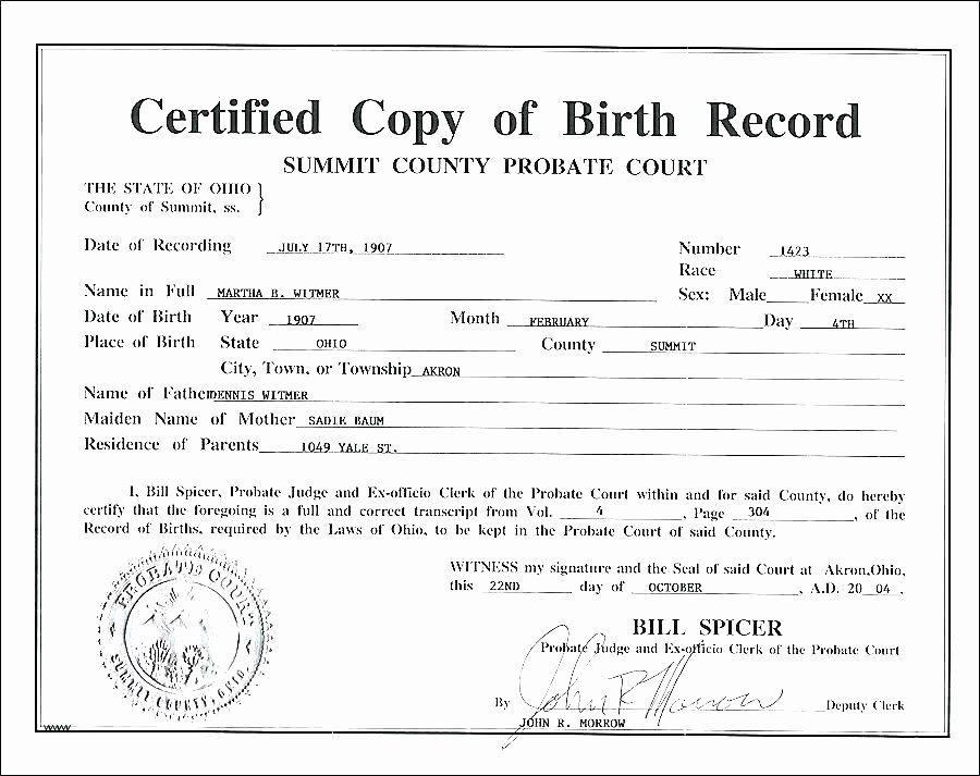 Blank Service Dog Certificate Luxury Fake Id Template Free Download Birth Certificate Template Certificate Templates Birth Certificate
