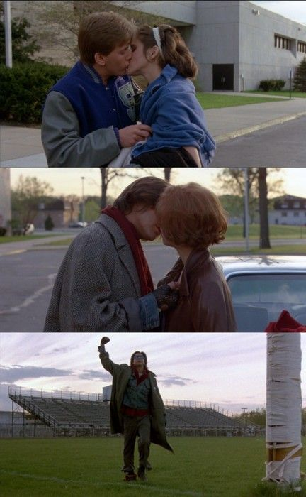 009 The Breakfast Club. best ending to any movie. ever