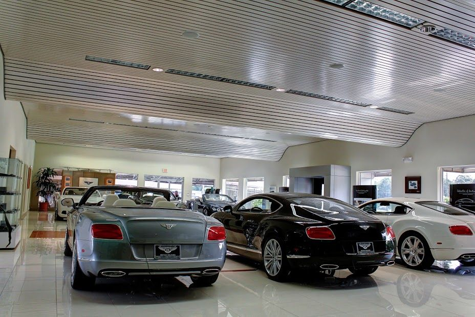 New photos of Fields Motorcars Orlando a home of Bentley