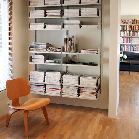 Exceptional 606 Universal Shelving System | Vitsœ. Magazine StorageStorage  SolutionsStorage ...