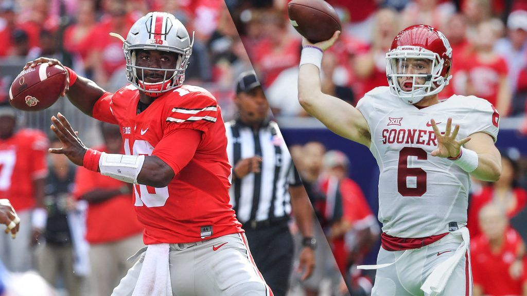 NCAAF Game of the Week Ohio State at Oklahoma Ohio