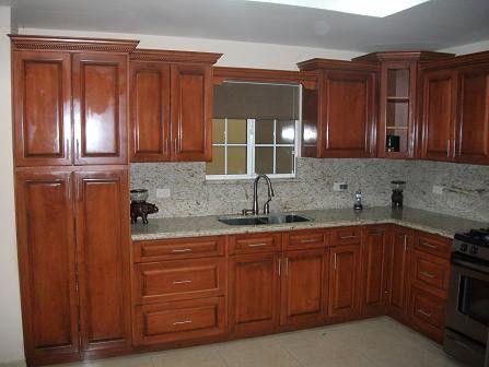 Jm dise o y carpinter a cocina pinterest for Modelos de puertas de madera para cocina integral