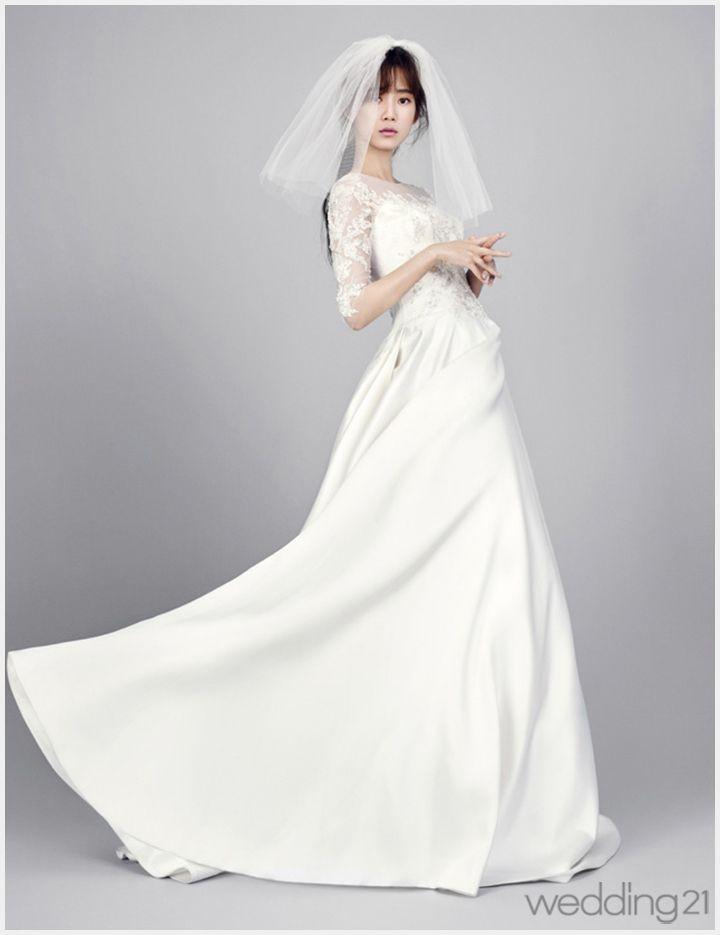 8accce95d35 웨딩드레스] ① 꽃 같은 웨딩드레스, 꽃 피는 신부, 시작 by 이명순 ...