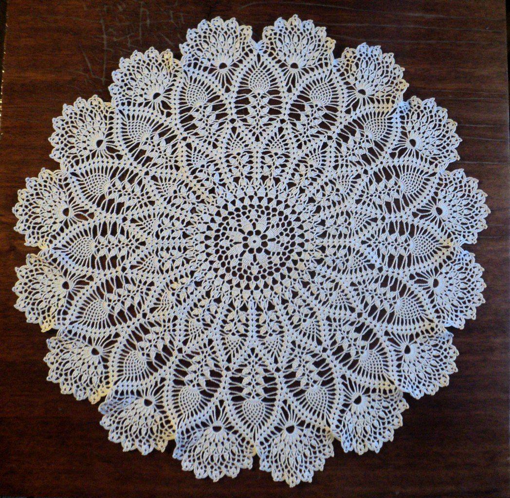 Вязаные салфетки и мелочи для дома | VK … | Crochet ...