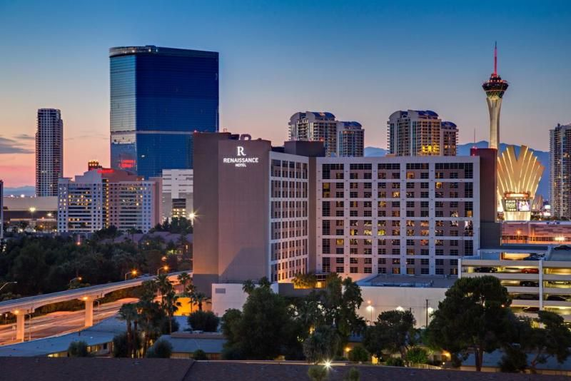The Renaissance Las Vegas Hotels Vegas Hotel Las Vegas