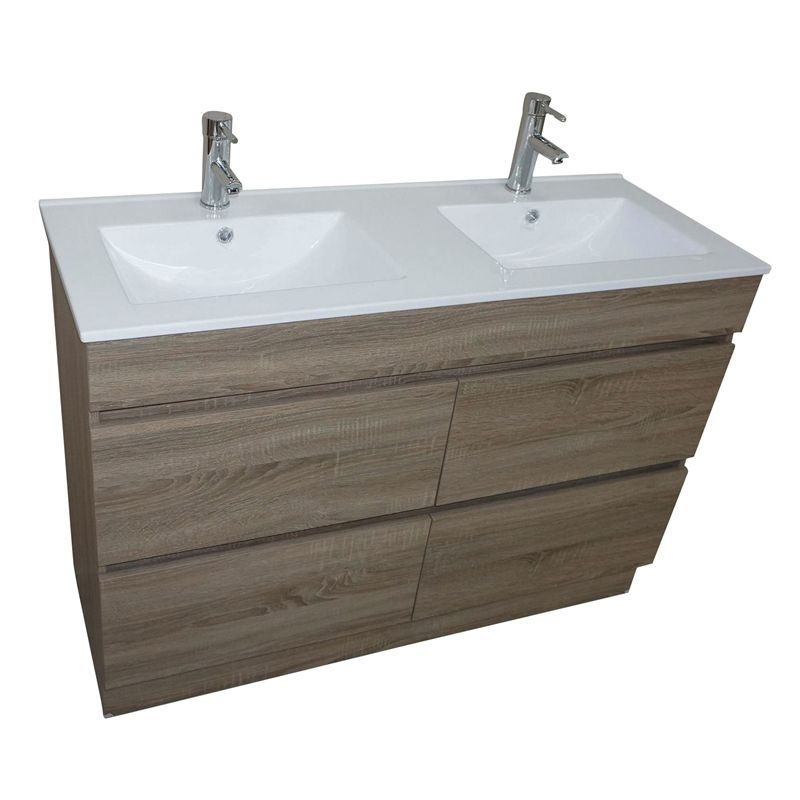 Bunnings 699 Award 1200mm Orca Floor Standing Vanity