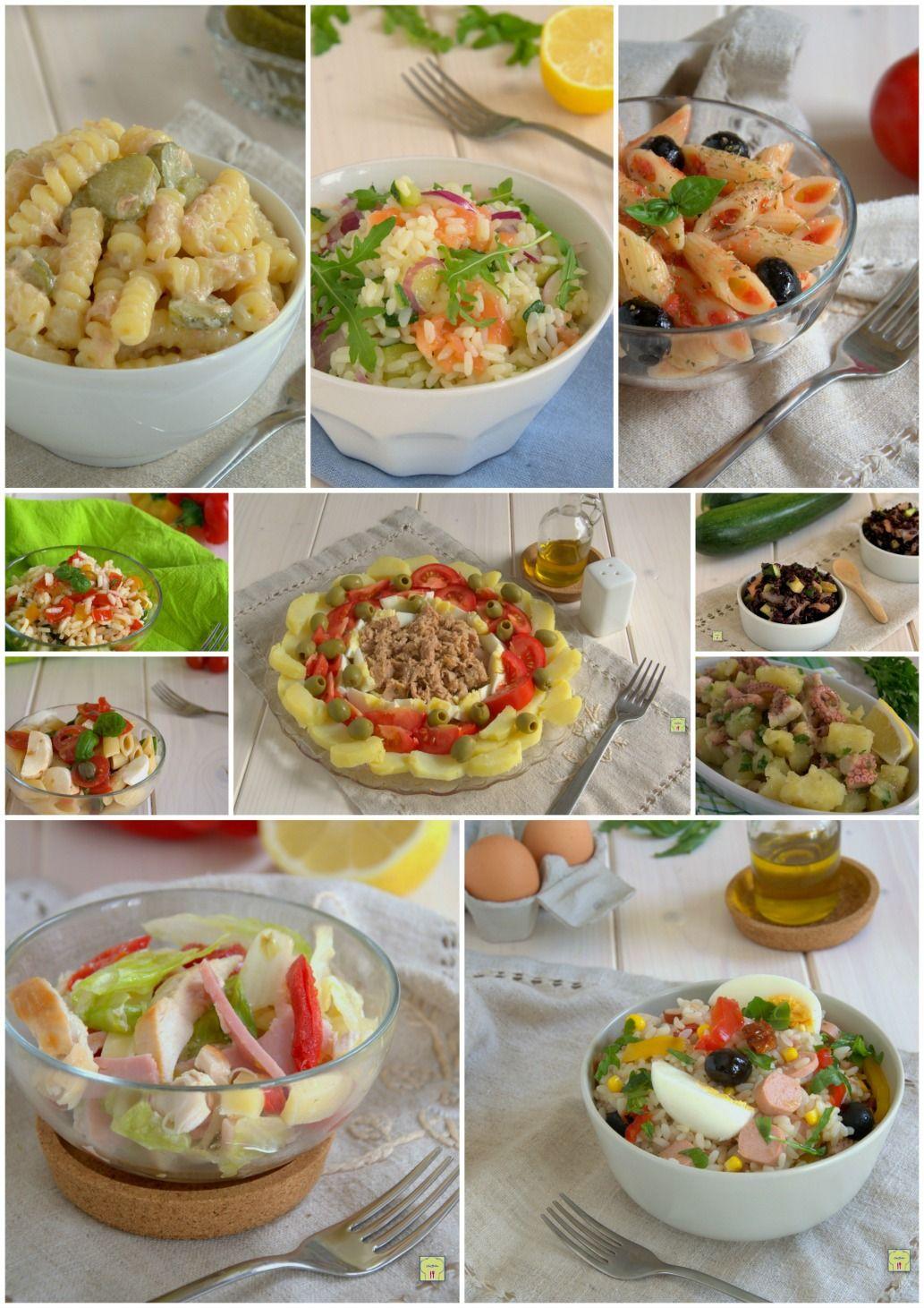 Insalate per tutti i gusti le migliori ricette di for Le migliori ricette di cucina