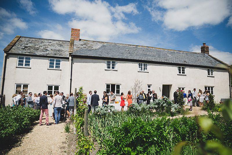Country House Wedding Venue In Devon River Cottage Chwv
