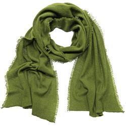Photo of Kaschmirschal grün Eagle Produkte