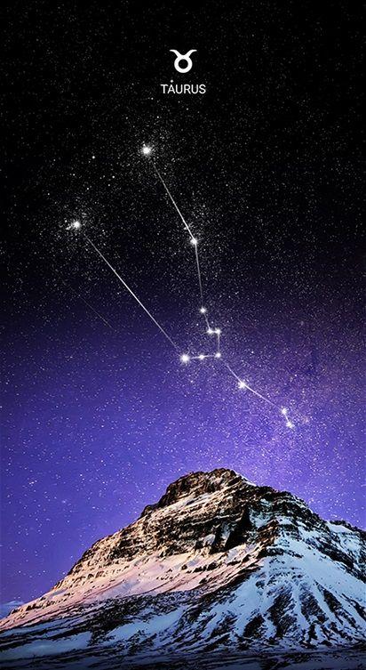 Taurus, The Bull -Zodiacal Constellation