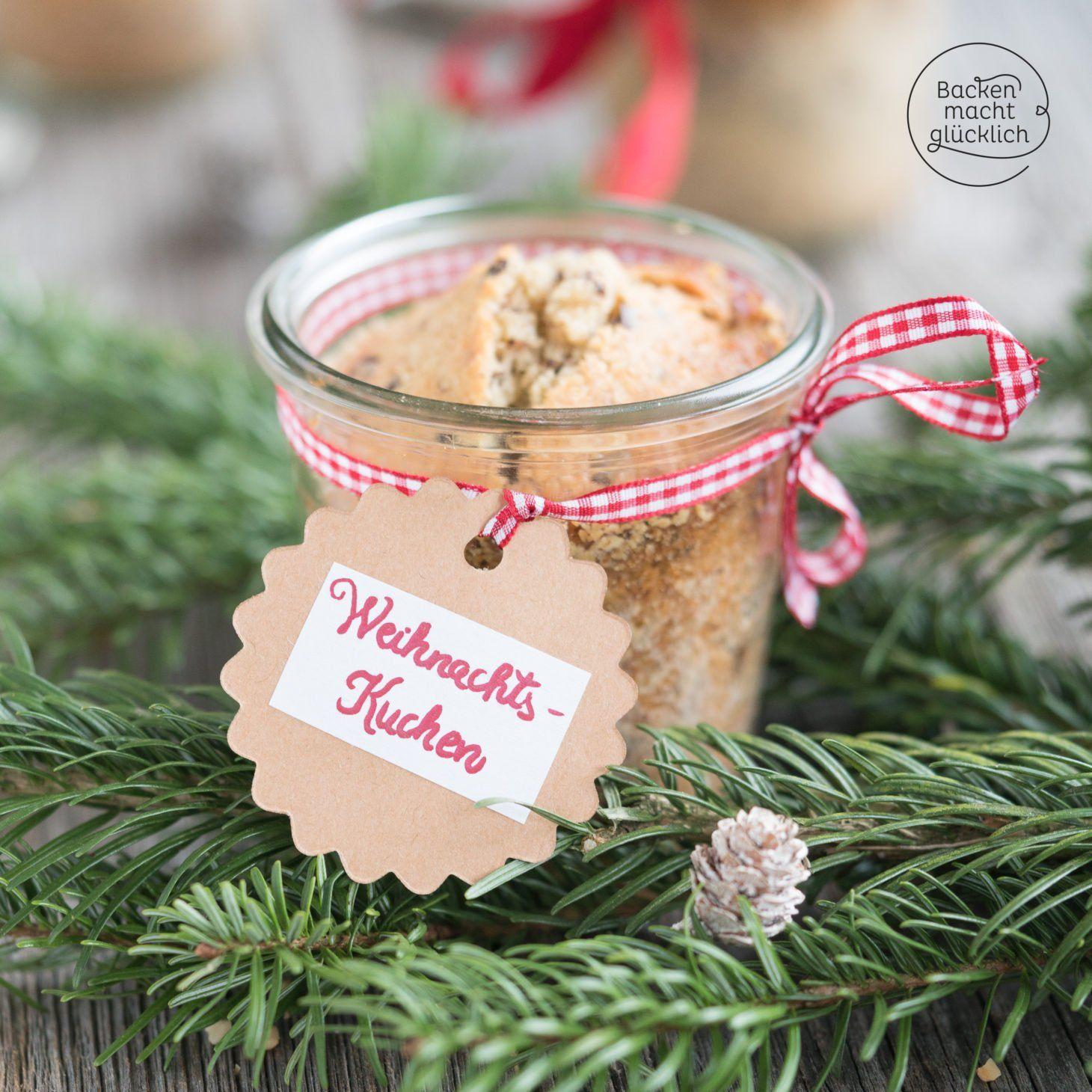 Einfaches Rezept für einen leckeren Weihnachtskuchen im