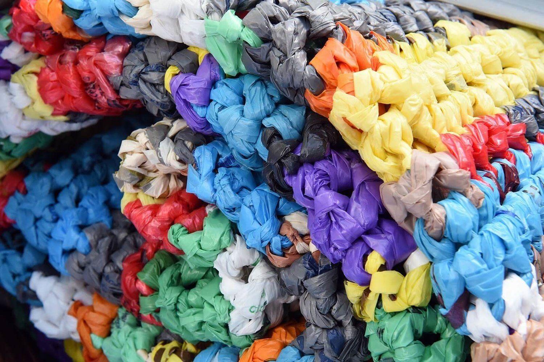 Just Plarn Fun Plastic Bag Crochet Blessing Bags Selvedge Magazine